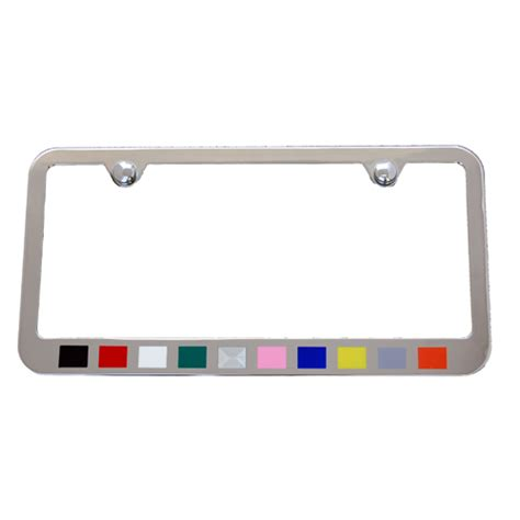 Jeep License Plate Frame Jeep Grand Chrome License Plate Frame