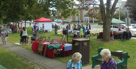 gouverneur reading room 17th arts in the park saw success for library gouverneur tribune press