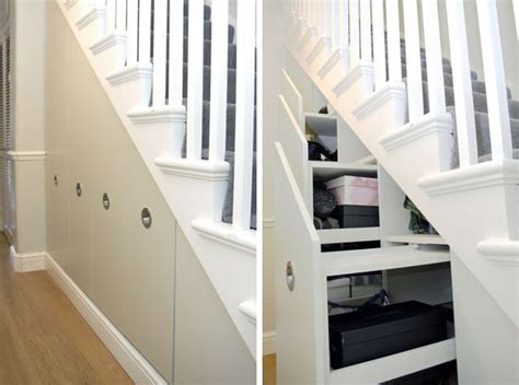 under stair ideas picture of cool under stairs storage ideas