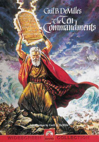 download film nabi musa the ten commandments 2006 movie the ten commandments 1956