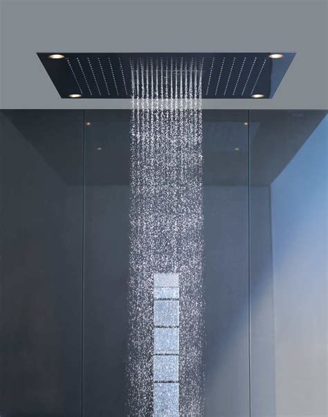 Shower Collection designapplause axor shower collection philippe starck