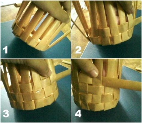 Make A Paper Basket - diy paper baskets 183 how to make a paper bowl 183 papercraft