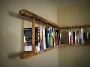 diy ladder bookcase 21 diy ladder bookshelf bookcase ideas