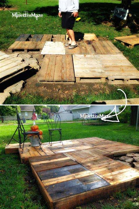 Decorating Home Ideas On A Budget 15 stunning low budget floating deck ideas for your home
