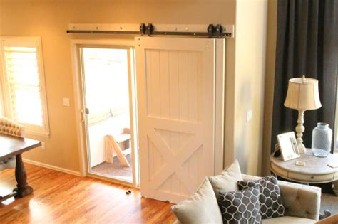 sliding barn door for house barn doors for patio slider the house of silver lining