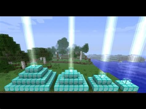 what pattern do you use for the nether reactor how to use the beacon and how to get the nether star in