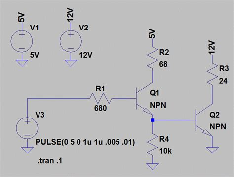 mosfet transistor ltspice darlington transistor in ltspice 28 images switching transistor circuit design switching