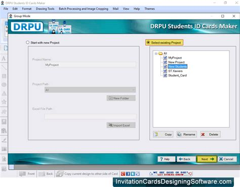 student id card maker software for mac design student id card screenshots of student id card designing software of how