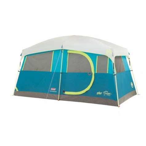 6 Person Cabin Tent by Coleman Tenaya Lake Fast Pitch 6 Person Cabin Tent
