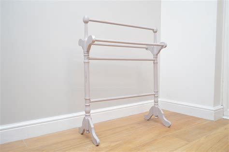vintage towel rail