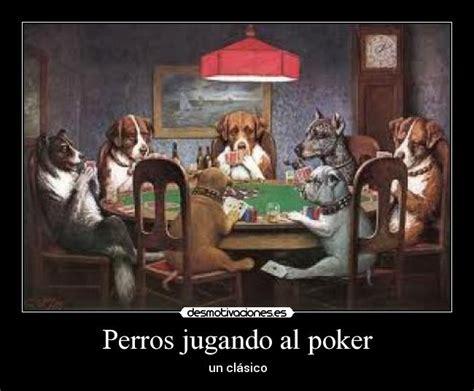 imagenes de animales jugando poker perros jugando al poker desmotivaciones