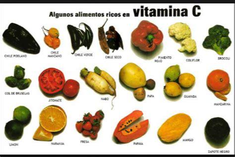 alimentos con m s vitamina c sana sana 161 entrenando mi colita de rana vitamina c