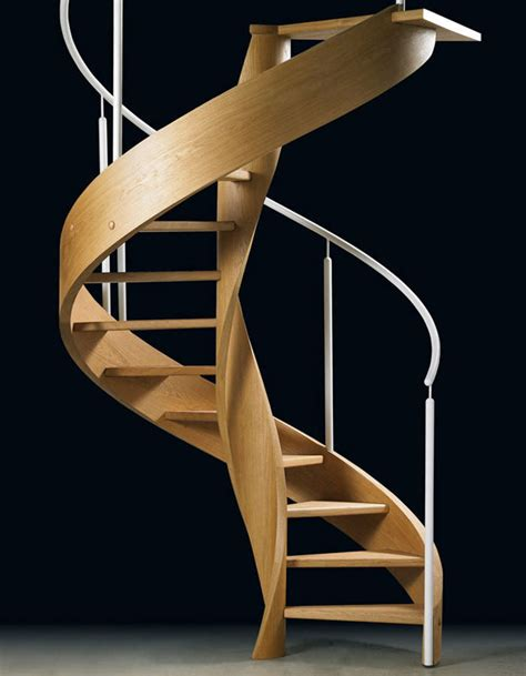 interni di in legno 25 modelli di scale in legno per interni dal design