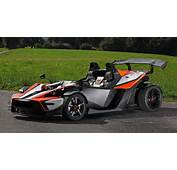 Wimmer Makes The KTM X Bow Even More Track Focused