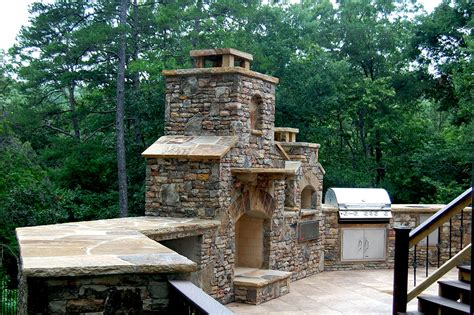atlanta fireplaces outdoor pits grills