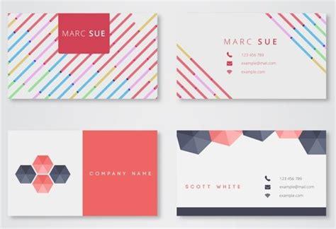 Uf Business Card Template by 엘리건트 모던 스타일의 예쁜 명함디자인 무료 소스 Ai 및 Eps