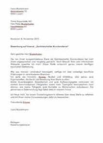 Schweiz Brief Beispiel Bewerbungsschreiben Muster Kostenlos Muster Und Vorlagen Kostenlos