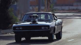 dom s 1970 dodge charger rt has always been fast furious