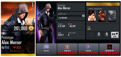 injustice card template prototype alex mercer injustice card by edrayed on deviantart