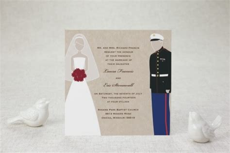 Usmc Wedding Invitations by Discover And Save Creative Ideas