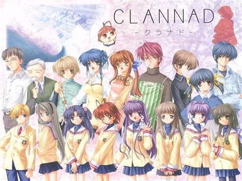 best anime stories my my story anime clannad