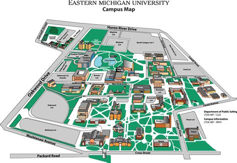 college map college state college map