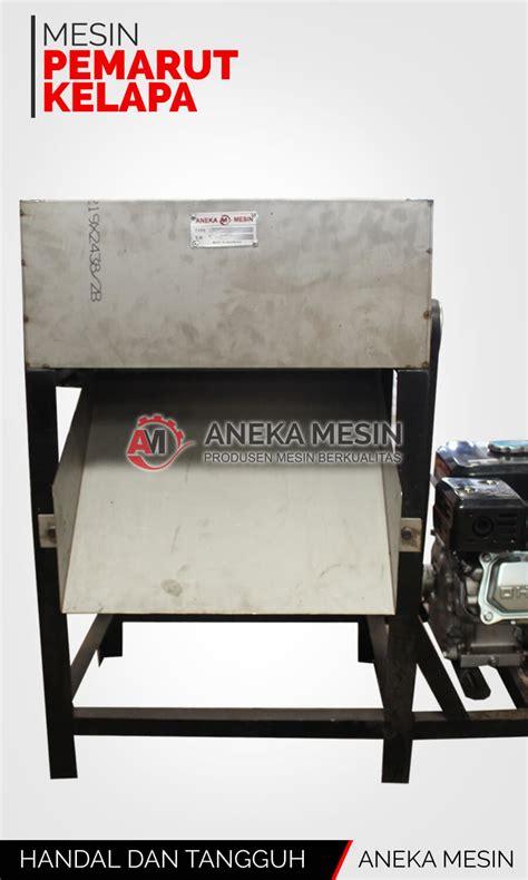 Parut Kelapa Stainless Steel Merk Mawar Parut Kelapa Manual mesin pemarut kelapa aneka mesin
