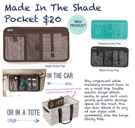 car made in the made in the shade pocket summer 2015 thirty one