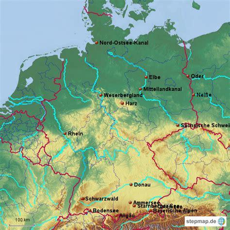 deutsches büro grüne karte formular deutschland gew 228 sser gebirge judidit landkarte f 252 r