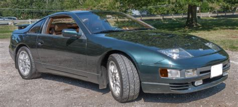 how make cars 1994 nissan 300zx regenerative braking 1994 nissan 300zx twin turbo coupe 3 0l emerald black in family since 1996 for sale photos