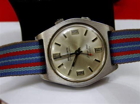 Cermin Forte s treasure chest of time pieces authentic vintage belforte s alarm wristwatch sold