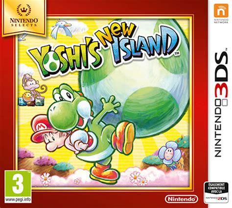 Kaset 3ds Yoshi S New Island yoshi s new island nintendo 3ds jeux nintendo