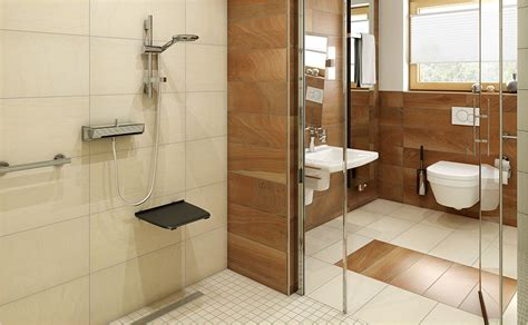 barrierefreies badezimmer planen barrierefreies bad ratgeber hornbach