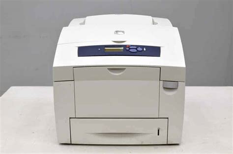 resetting xerox phaser 8560 xerox phaser 8560 color printer boggs equipment