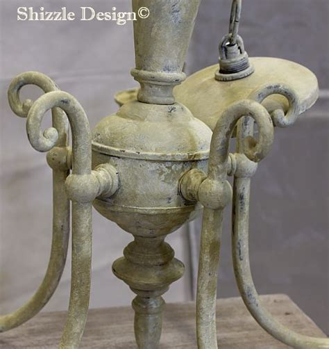 Shizzle Design How To Create Beautiful Old World Painting Brass Chandelier
