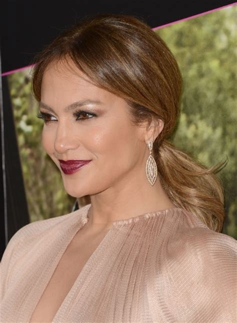 jlo hairstyles 2013 jennifer lopez brown ponytail hair styles popular haircuts