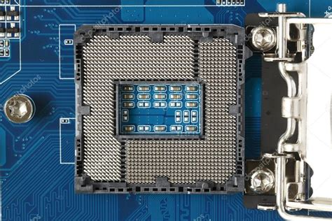 Sockel A Cpu by Central Processing Unit Socket Cpu Socket On Circuit Stock Photo 169 Charmboyz 33740931