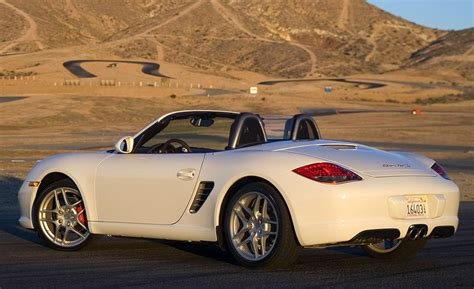 Porsche Boxster 2009 by Car And Driver