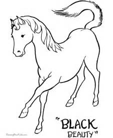 pictures to color printable coloring pages of horses to color coloring home