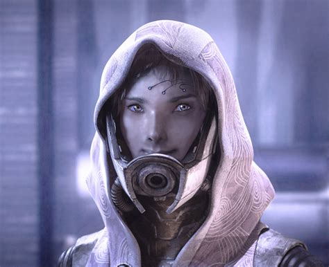 Masker Tali edit of vespaz s tali by implodinggoat on deviantart