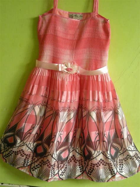Gaun Anak2 pakaian anak jual baju pesta anak perempuan grosir baju pesta anak perempuan baju lucu