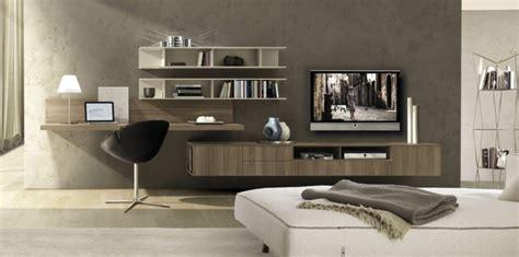 coin bureau design coin bureau en bois massif murs gris taupe meuble t 233 l 233