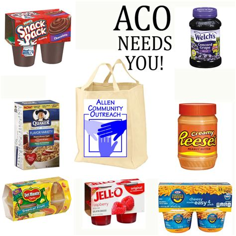 Allen Food Pantry by The Aco Food Pantry Needs You United Methodist