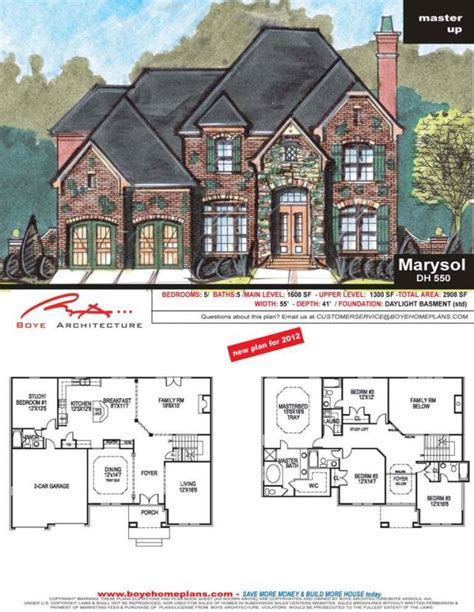 french country house plans 2012 spectacular french country house plan marysol plan www