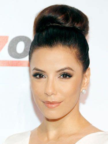 celebrity hairstyles buns 25 best ideas about celebrity updo on pinterest wavy