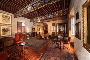 Supérieur Image De Salle De Bain #8: Chambre-barroque-chateau-mauriac.jpg