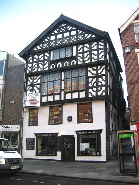 tudor building tudor house chester wikipedia