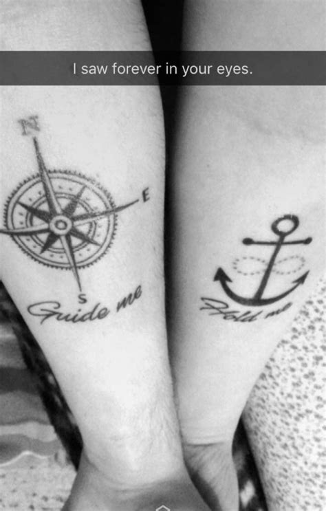 couples unique tattoos ideas