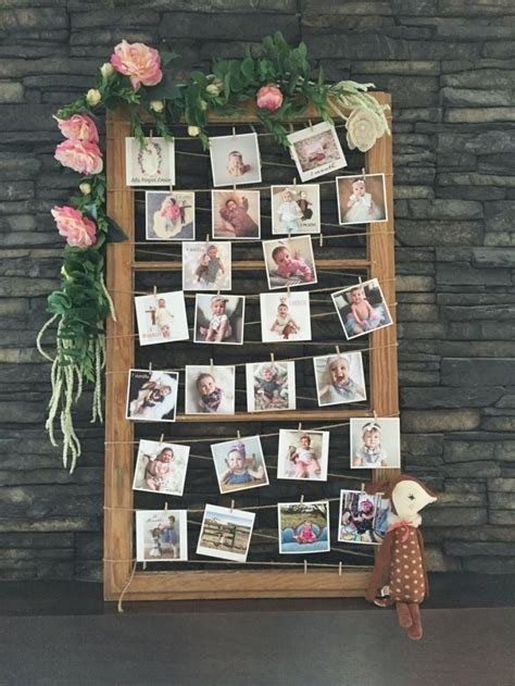 photo board ideas best 25 birthday ideas on birthday