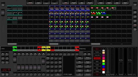 light software elation emulation pro dmx lighting software pc